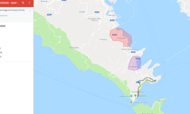 Porto Venere: dal 16 ottobre in vigore le tariffe invernali